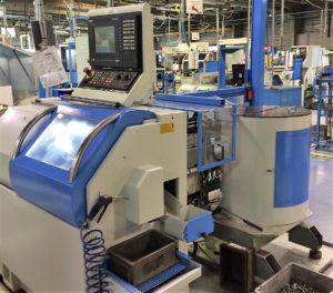 machine outils peinture électrostatique