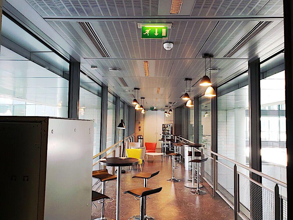 plafonds métalliques repeindre